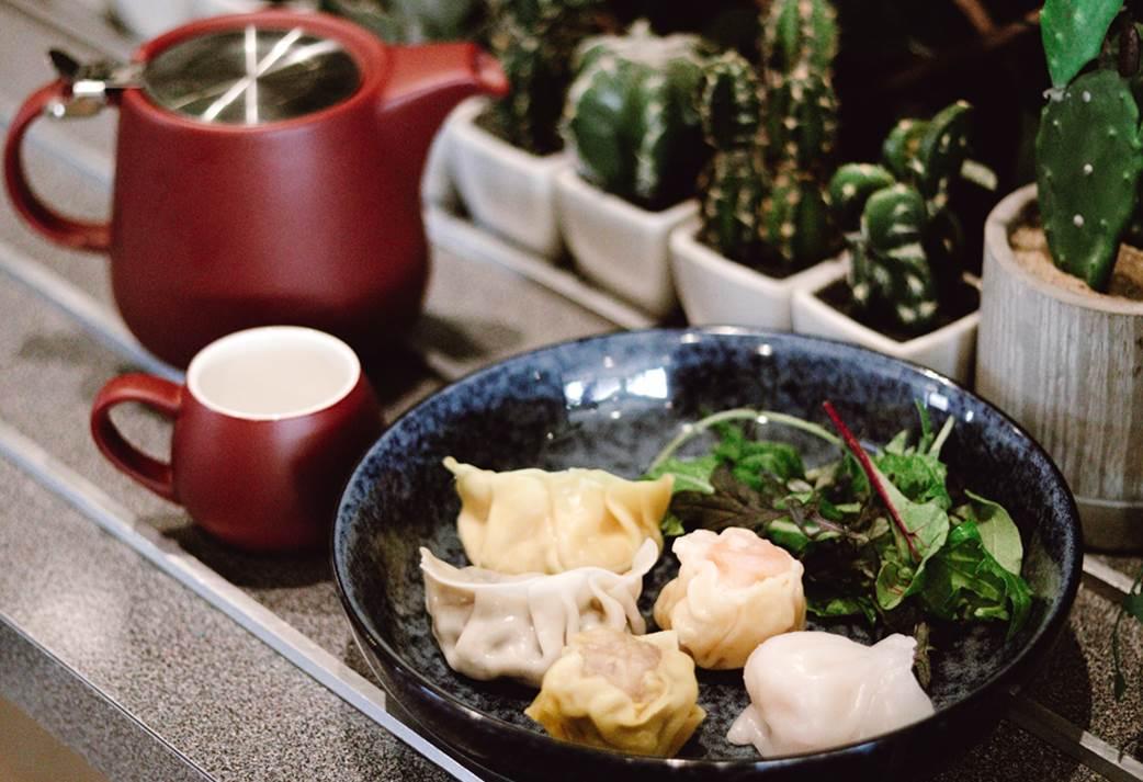 Steamed Dumpling - Melting Pot Tauranga