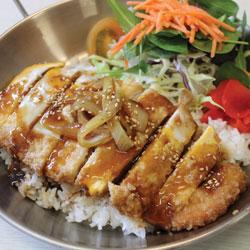 Pork Katsu Donburi - Melting Pot Tauranga