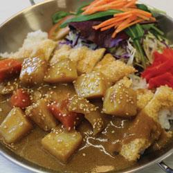 Pork Katsu Curry - Melting Pot Tauranga