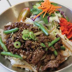 Teriyaki Beef Donburi (Gluten Free) - Melting Pot Tauranga