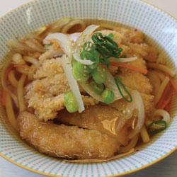 Pork Katsu Udon - Melting Pot Tauranga