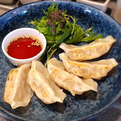 Pork dumpling - Melting Pot Tauranga