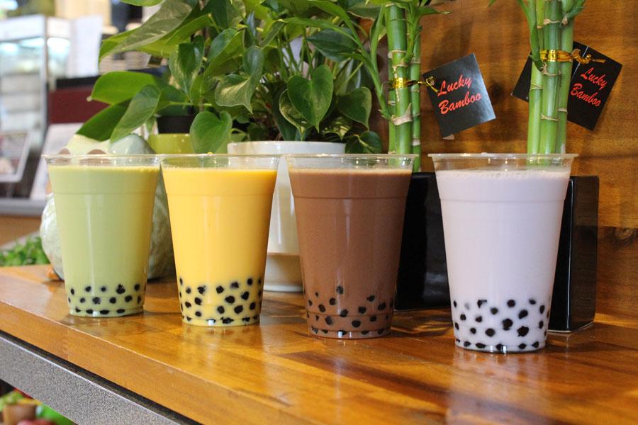 Best bubble teas - Melting Pot Tauranga